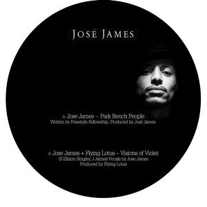 José James, Flying Lotus 歌手頭像