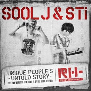 SOOL J & STi 歌手頭像