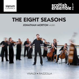 Scottish Ensemble, Jonathan Morton 歌手頭像