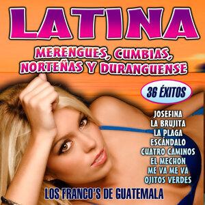 Los Franco's de Guatemala 歌手頭像