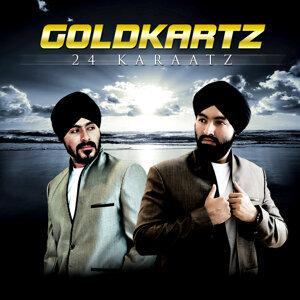 Goldkartz