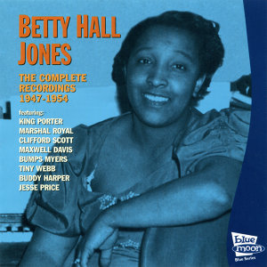 Betty Hall Jones 歌手頭像