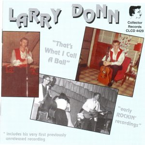 Larry Donn 歌手頭像