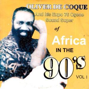 Chief Dr. Oliver De Coque & His Expo '76 Ogene Sound Super of Africa 歌手頭像