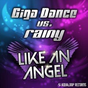 Giga Dance, Rainy 歌手頭像