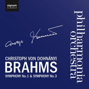 Christoph von Dohnanyi & Philharmonia Orchestra 歌手頭像