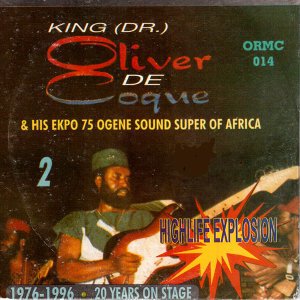 Chief Dr. Oliver De Coque & His Ekpo 75 Ogene Sound Super of Africa 歌手頭像