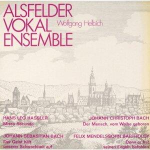 Alsfelder Vokalensemble Bremen, Wolfgang Helbich 歌手頭像