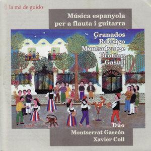 Montserrat Gascón & Xavier Coll 歌手頭像