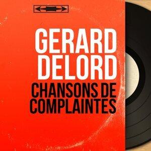 Gérard Delord 歌手頭像
