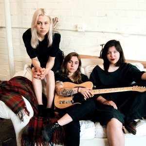Julien Baker, Phoebe Bridgers & Lucy Dacus Artist photo