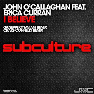 John O'Callaghan featuring Erica Curran 歌手頭像
