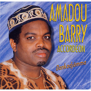 Amadou Barry 歌手頭像