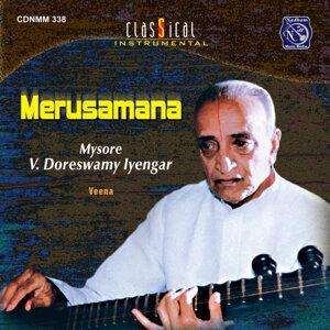 Mysore V Doreswamy Iyengar 歌手頭像