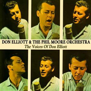Don Elliott & The Phil Moore Orchestra 歌手頭像