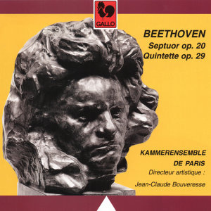 Kammerensemble de Paris & Jean-Claude Bouveresse 歌手頭像