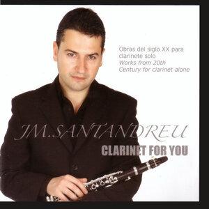 José Manuel Santandreu 歌手頭像