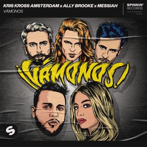 Kris Kross Amsterdam x Ally Brooke x Messiah Artist photo