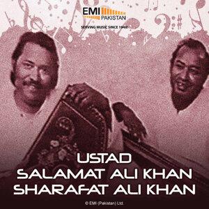 Ustad Salamat Ali Khan|Sharafat Ali Khan 歌手頭像