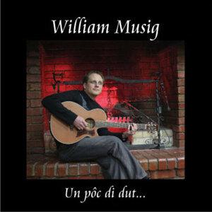 William Musig 歌手頭像