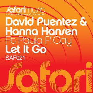 David Puentez & Hanna Hansen feat Paula P. Cay 歌手頭像