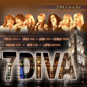 7 Diva 歌手頭像