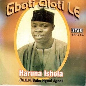 Haruna Ishola (M.O.N. Baba Ngani Agba) 歌手頭像