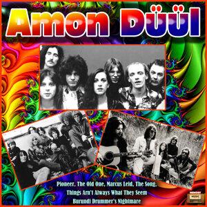 Amon Duul 歌手頭像