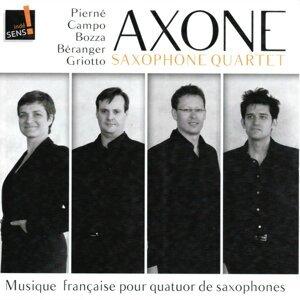 Axone Saxophone Quartet 歌手頭像
