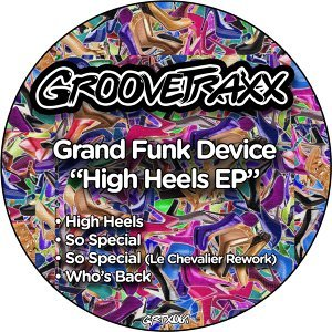 Grand Funk Device 歌手頭像