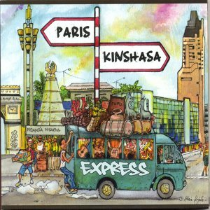 Paris Kinshasa Express 歌手頭像