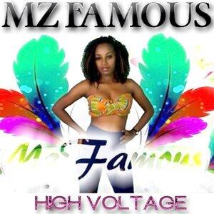 MZ Famous 歌手頭像