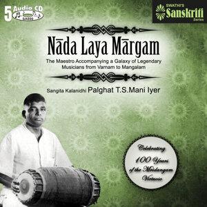 Sangita Kalanidhi Palghat T.S. Mani Iyer 歌手頭像