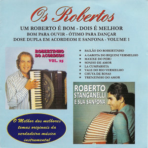 Robertinho do Acordeon e Roberto Stanganelli 歌手頭像