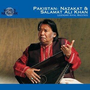 Nazakat Ali Khan 歌手頭像