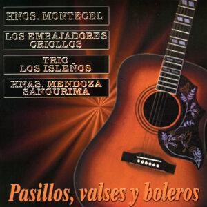 Hnos. Montecel|Los Embajadores Criollos|Trio Los Isleños|Hnas. Mendoza Sangurima 歌手頭像