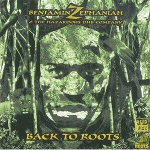 Benjamin Zephaniah 歌手頭像