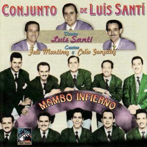 Conjunto de Luís Santí 歌手頭像