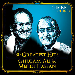 Mehdi Hassan and Ghulam Ali 歌手頭像