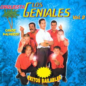 Orquesta Los Geniales 歌手頭像