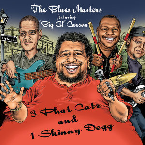 Big Al Carson and the Blues Masters