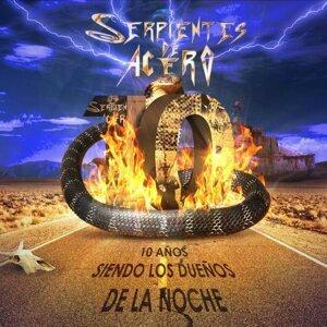 Serpientes de Acero 歌手頭像