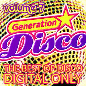 Generation Disco 歌手頭像