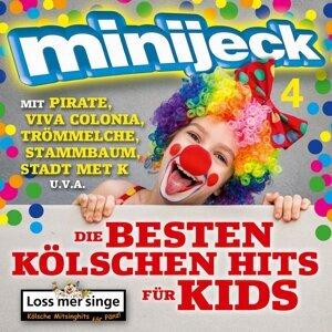 minijeck 歌手頭像