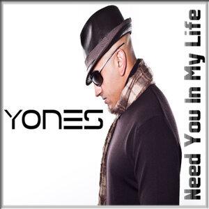 Yones 歌手頭像