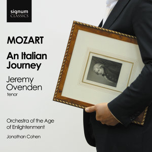 Jeremy Ovenden, Orchestra of the Age of Enlightenment, Jonathan Cohen 歌手頭像