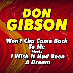 Don Gibson (丹吉布森) 歌手頭像
