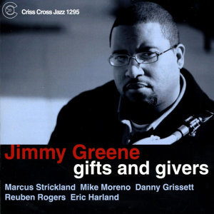 Jimmy Greene 歌手頭像