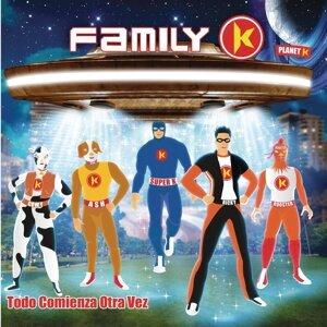 Family K 歌手頭像