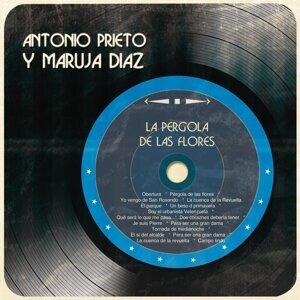 Antonio Prieto y Maruja Díaz 歌手頭像
